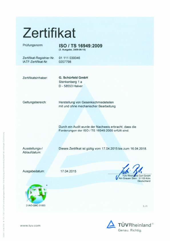 ISO TS 169492009-D