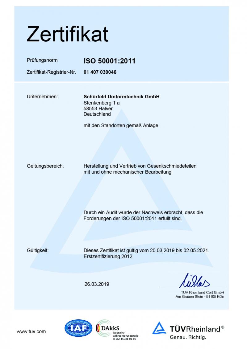 ISO 50001_Gesamtunternehmen D